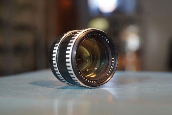 Carl Zeiss Jena Pancolar 1.4 / 55mm