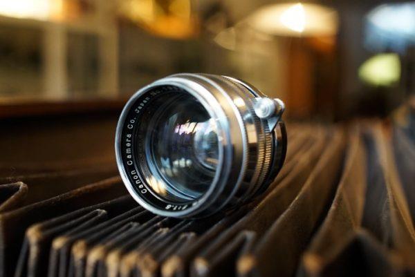 Canon 50mm f/1.5,Leica screw mount