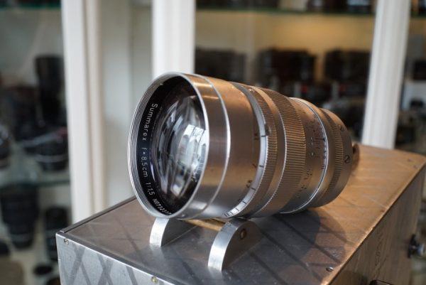 Leica Leitz Summarex 1:1,5 / 8,5cm