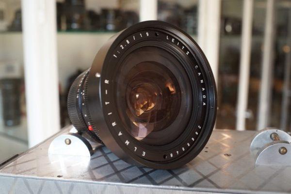Leica Leitz Elmarit-R 2.8 / 19mm 3-cam V1