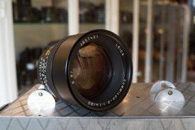Leica Summilux-R 1.4 / 80mm ROM