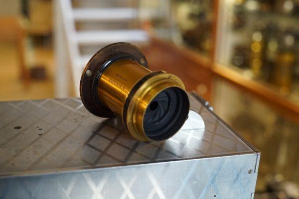 COOKE RV lens for half plate
