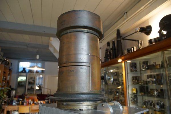 Dallmeyer 3B, brass lens