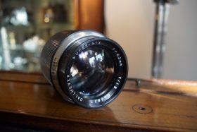 Dallmeyer Super-Six 1.9 / 63mm