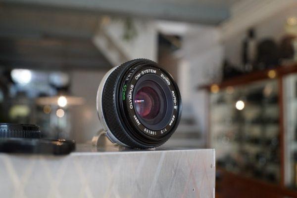 Olympus OM Zuiko 40mm 1:2