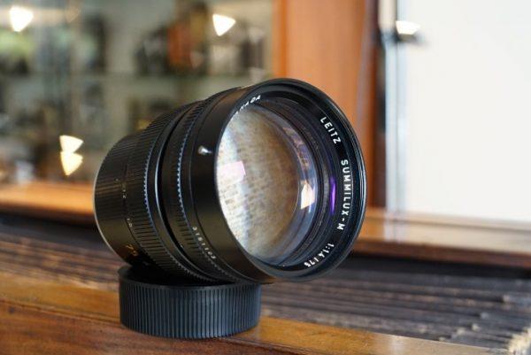 Leica Leitz Summilux-M 1.4 / 75mm