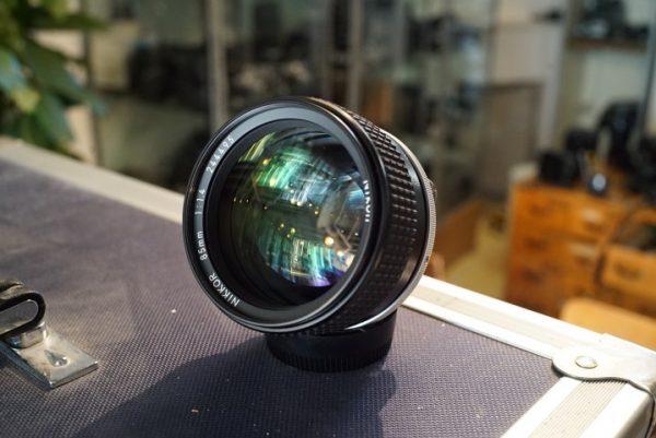Nikon Nikkor 1.4 / 85mm AI-s