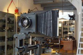 Sinar P2 8×10 kit with 5.6 / 300mm Sinaron-S