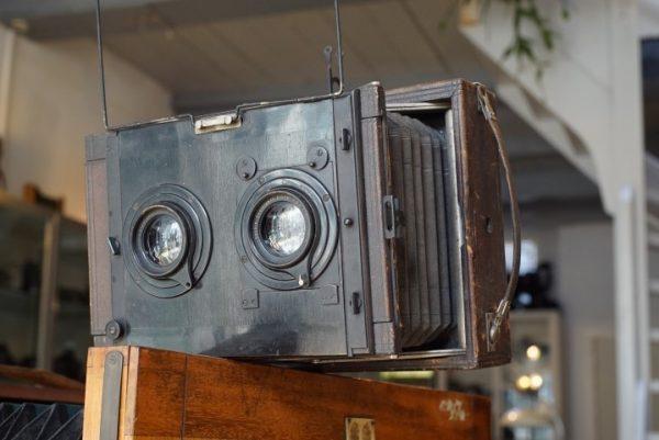 Duckrello Stereo Nettel 10×15, Interesting lenses