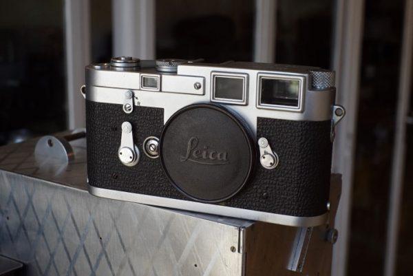 Leica M3 body, around 1957