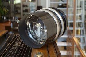 Hugo Meyer Trioplan 3.6 / 36cm Soft focus