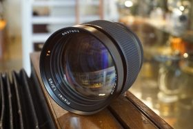 Zeiss Planar 1.2 / 85mm, 50 years edition