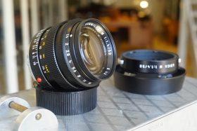 Leica Summilux-M 1:1.4 / 50mm, E43