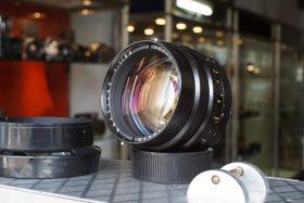 Leica Leitz Noctilux 1.0 / 50mm M