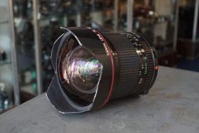 Canon Lens FD 1:2.8 / 14mm L
