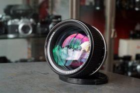 Nikon Nikkor 1:1.4 / 85mm AI-s