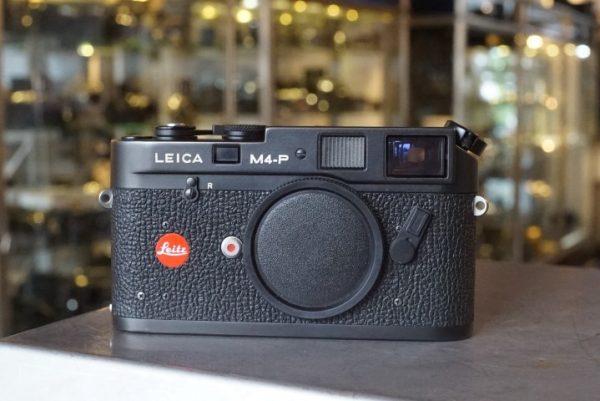 Leica M4-p body, No 1649872