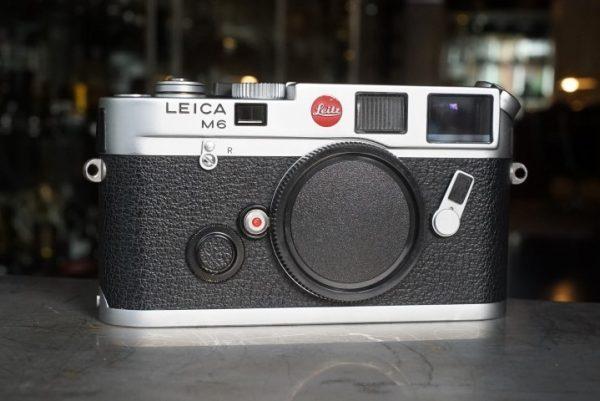Leica M6 body, No 1706175