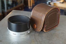Leitz ITOOY hood for 2.8/3.5 50mm Elmar