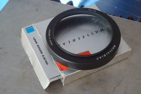 Hasselblad lens hood for 2.8 / 50mm F lens, Boxed