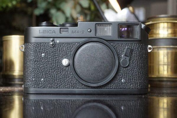 Leica M4-2 body, No1504986