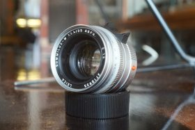 Leica Summilux-M 1:1.4 / 35mm ASPH E46, Chrome, Boxed