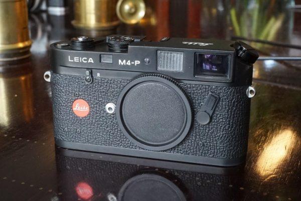 Leica M4-P body, No 1587251