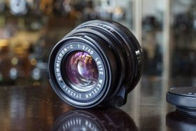 Leica Leitz Summicron-C 1:2 / 40mm, Boxed