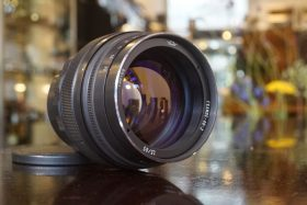 KMZ Helios-40-2 85mm f/1.5 for M42 Boxed