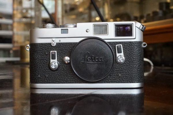 Leica M4 body, No 1180938