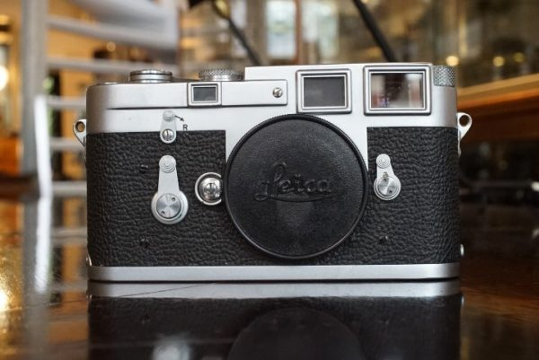 Leica M3 camera 1955