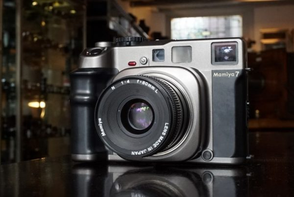 Mamiya 7 + Mamiya 80mm f/4 N L