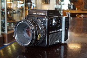 Bronica SQ-Ai + Zenzanon-PS 80mm f/2.8