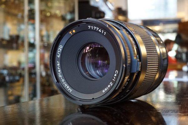 Hasselblad Carl Zeiss Makro-Planar 120mm f/4 CF