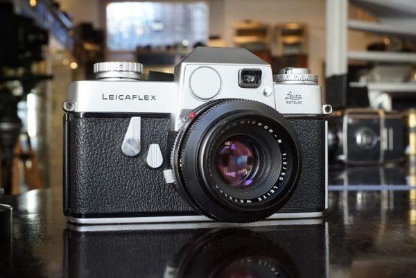 Leicaflex + Summicron-R 50mm f/2 2 Cam