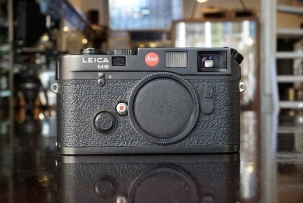 Leica M6 Black Body, 1677660