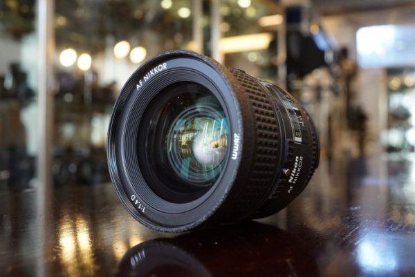 Nikon AF Nikkor 1.4 / 28mm D lens