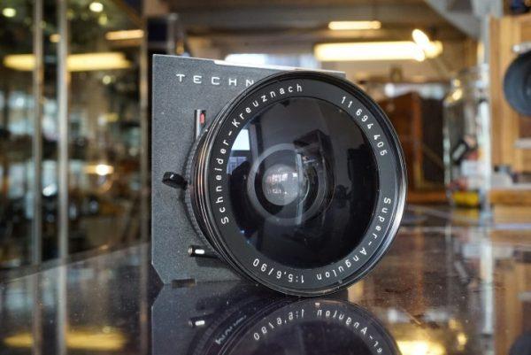Schneider Super-Angulon 90mm f/5.6 Prontor Pro