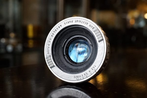 Som Berthiot Angulor 28mm f/3.3 LTM