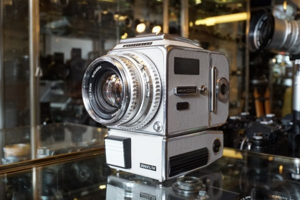 Hasselblad 500EL/M 20 Years in Space + Planar 80mm f/2.8 C