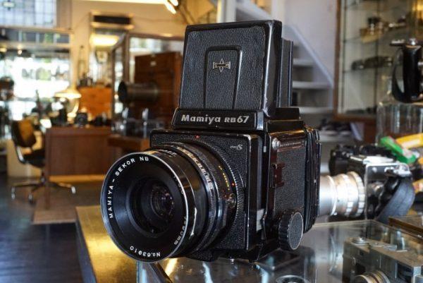 Mamiya RB67 Pro S kit + Sekor-NB 90mm f/3.8