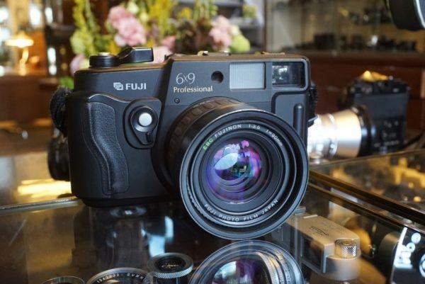 Fuji GW690 w/ EBC Fujinon 90mm f/3.5