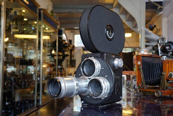 Pentaflex AK16 Pentacon 16mm movie camera