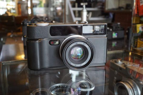 Konica Hexar AF w/ 35mm f/2 lens + HX-14A Boxed