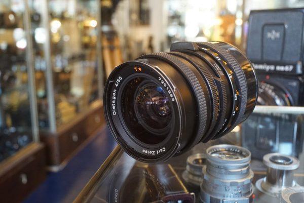 Hasselblad Zeiss Distagon 50mm f/4 CF FLE