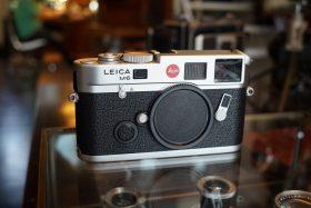 Leica M6 TTL 0.85 Boxed