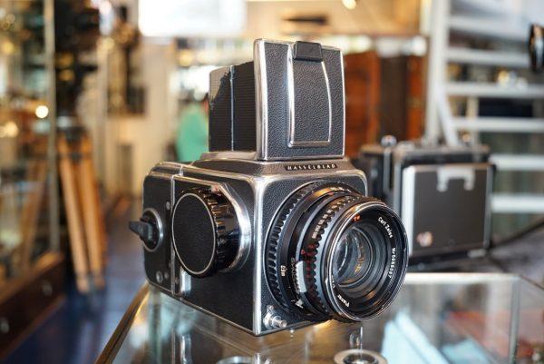 Hasselblad 500C/M + A12 + Planar 80mm f/2.8 T* C
