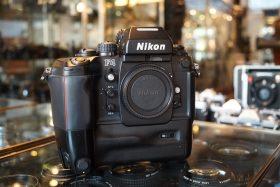 Nikon F4E (F4 + MB-23) body