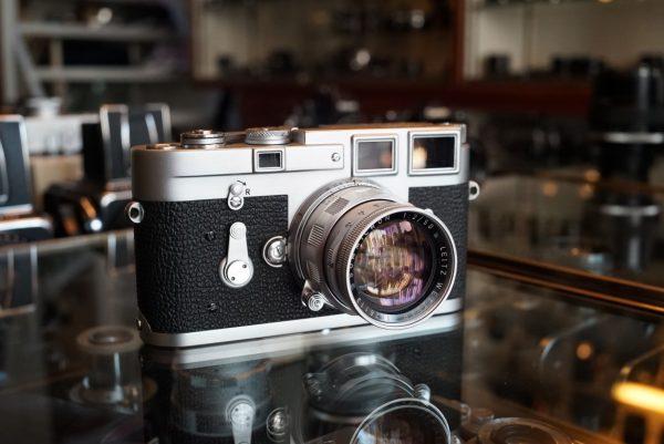 Leica M3 + Summicron 50mm f/2 Rigid M