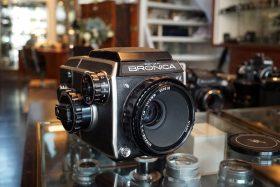 Bronica EC-TL + Nikkor-PC 75mm f/2.8